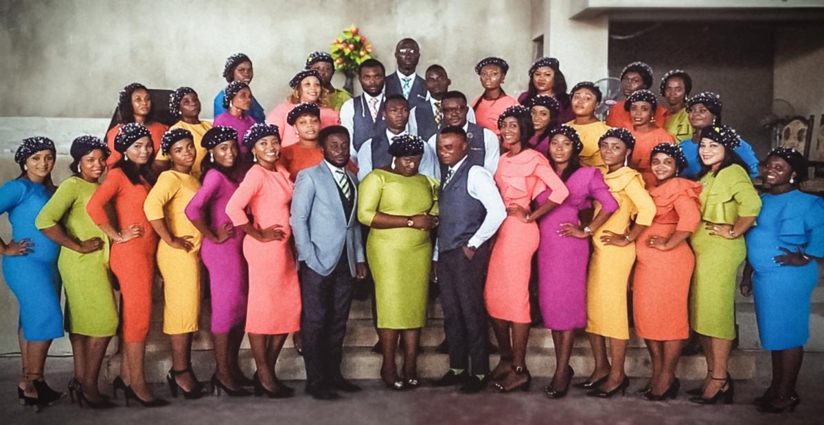 assemblies of god obalende youth choir